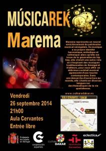 140926 Musicarek Marema