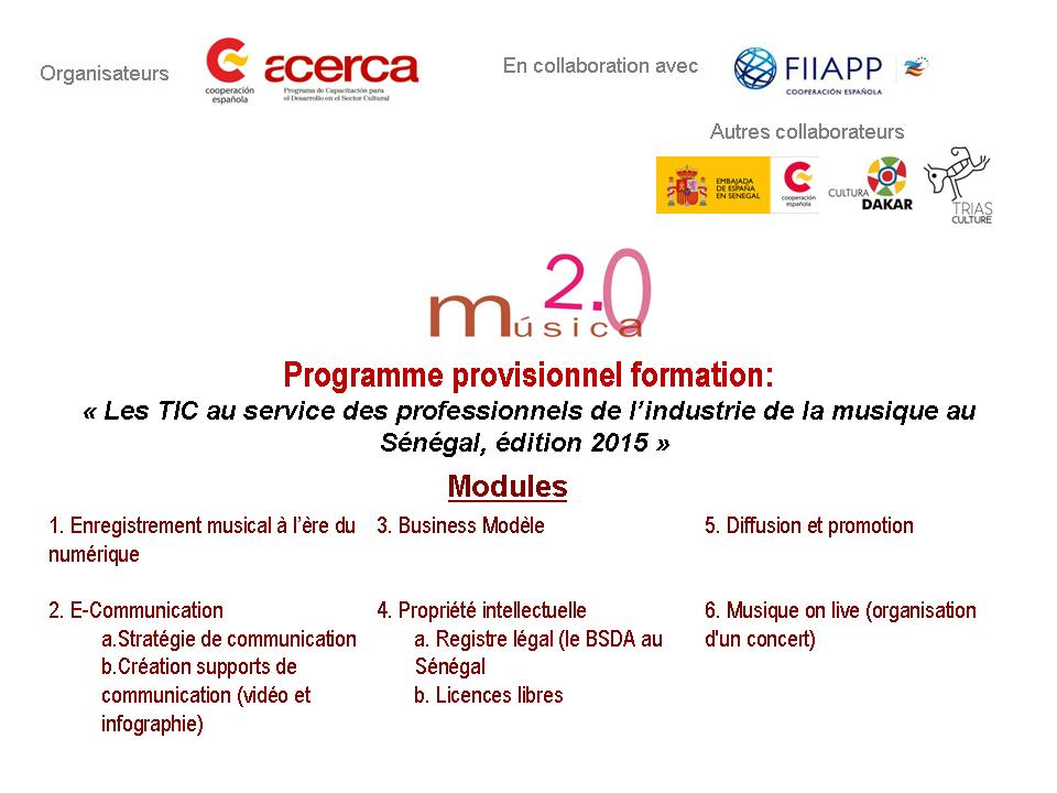 Programme Música 2.0-1