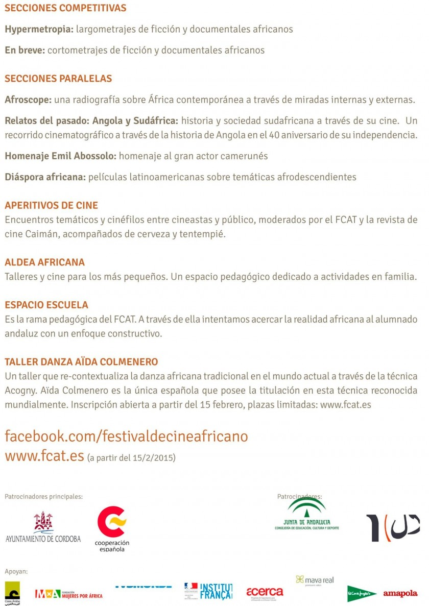 programa FCAT2015
